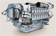 MTU spare parts marine commercial defence yacht engines