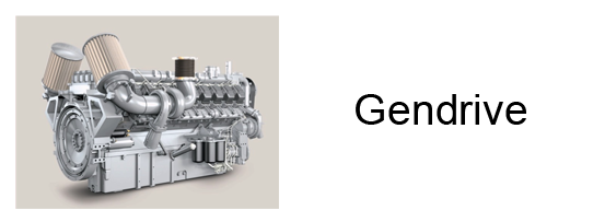 spare parts for mtu gendrive engines