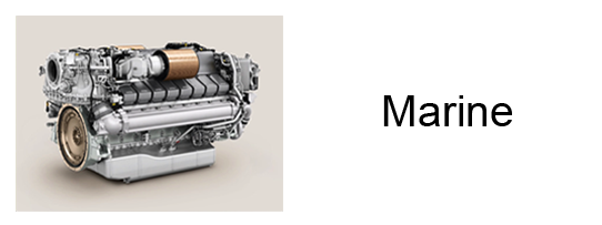 spare parts for mtu marine engines